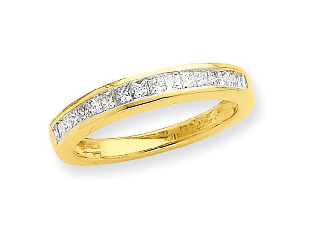 14k Wedding Band Mounting