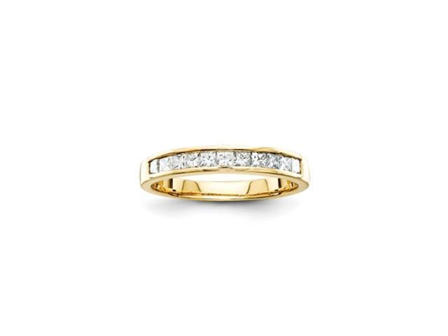 14k Diamond Bridal Band Ring Diamond quality AA (I1 clarity, G-I color)