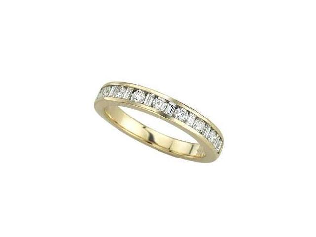 14K Yellow Gold Diamond Ring Diamond quality AA (I1-I2 clarity, G-I color)
