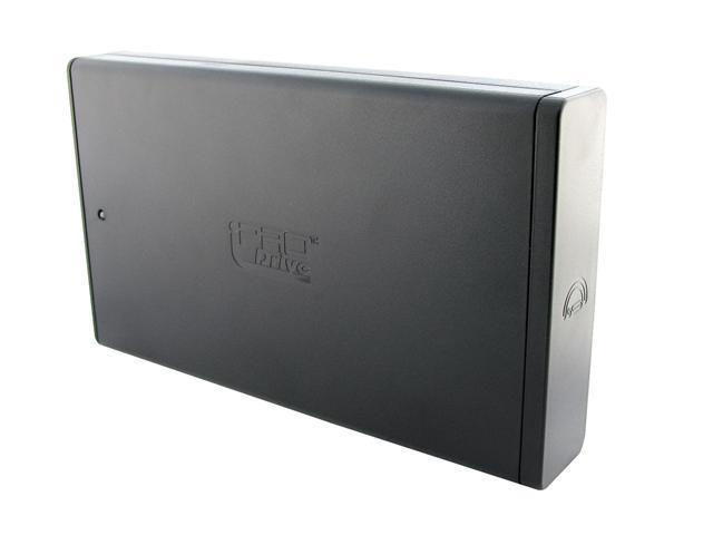 "Ipro Drive 3.5"" USB 2.0 External SATA Hard Drive Enclosure"