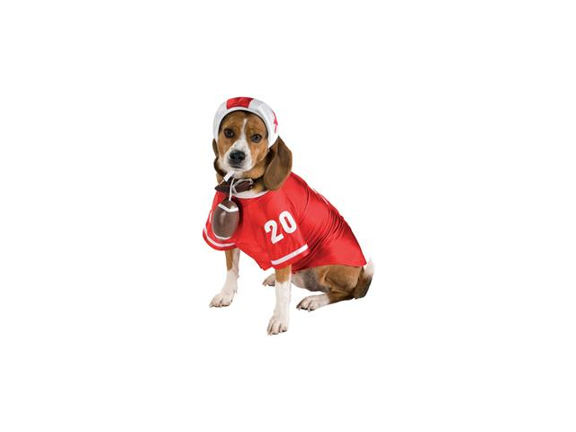 Rubies Football Player Pet Costume - 885939