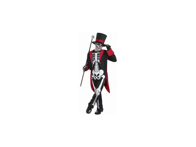 Forum Novelties Mr. Bone Jangles Kids Costume - 67101