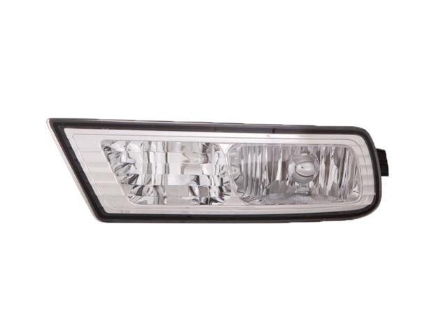Acura Mdx Sport Utility 3.7L V6 10-12 Fog Light Lamp Ac2594101 33951-Stx-A11 Lh