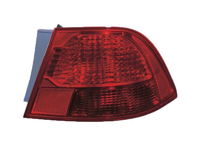 Fits Kia Optima 09 10 Rear Outer On Quarter Panel Tail Light Lamp Ki2805102 Rh