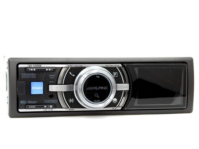 Alpine IDA-X305S In-Dash MP3/WMA/AAC Receiver With USB Cable
