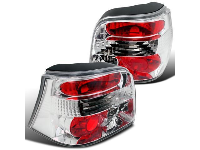 Volkswagon Golf Gti Vr6 Hatchback MK4 Chrome Altezza Tail Lights