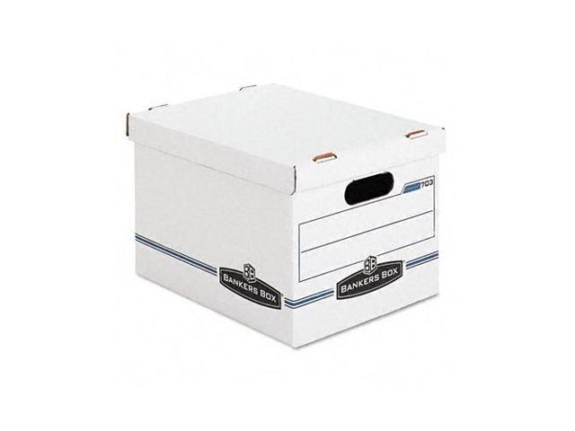 Bankers Box Heavy Duty Storage Boxes 10x12x15