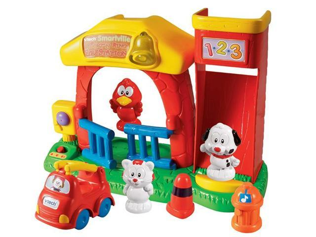Vtech Safe & Sound Fire Station