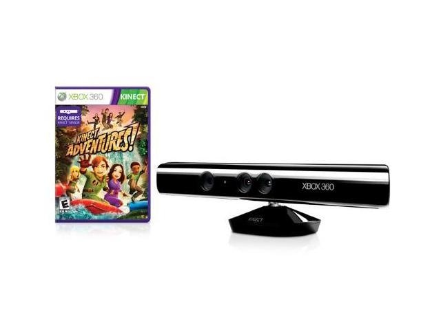 Kinect with Kinect Adventures - Xbox 360 Kinect