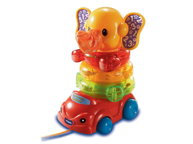 VTech Stack & Learn Elephant