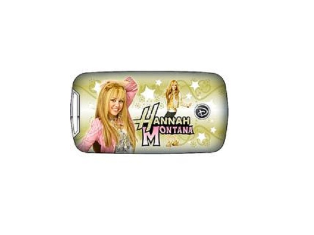Disney Mix Max Plus Media Player - Hannah Montana Gold