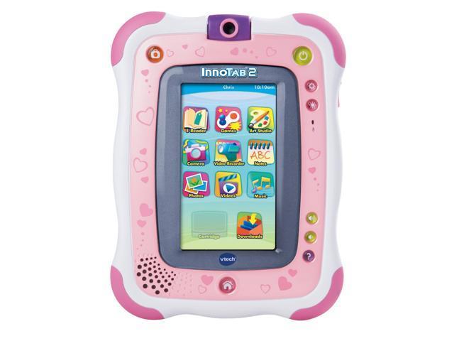 Vtech InnoTab 2 Interactive Learning App Tablet - Pink