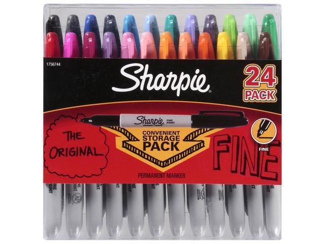Sharpie Fine Assorted - 24 ct.