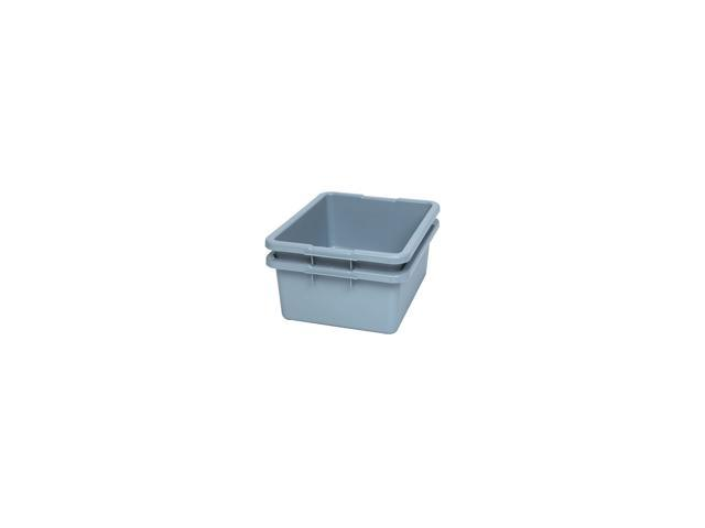 Rubbermaid 7 5/8 Gal. Bus Box - 2 pk.