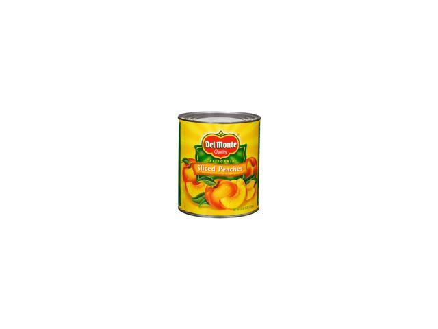 Del Monte Sliced Peaches - 6 lb. 10 oz.