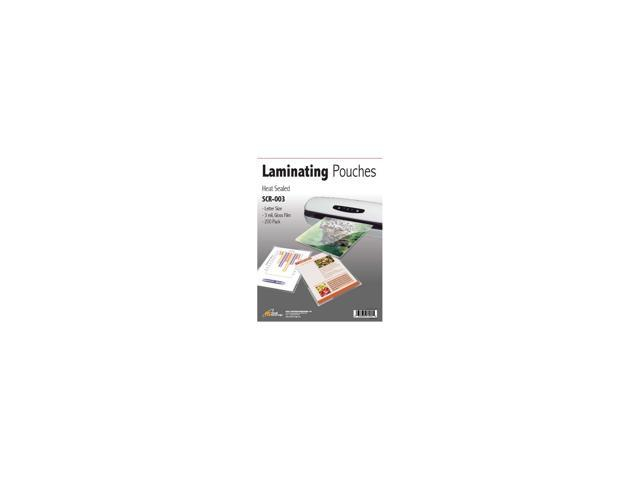Royal Sovereign Laminating Pouches - 200 ct.