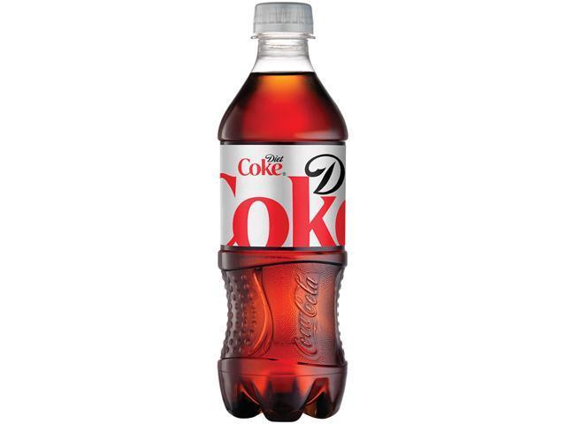 Diet Coke - 24/16.9 oz. bottles