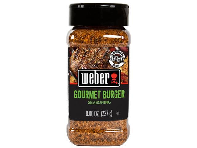 Weber Gourmet Burger Seasoning - 8 oz.