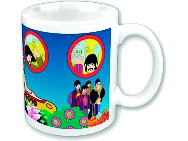 Yellow Submarine Ceramic Mug