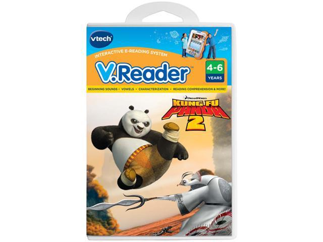 Vtech V.Reader Animated E-Book Reader - Kung Fu Panda 2