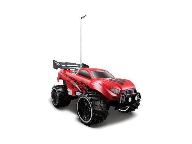 1:16 Maisto Dune Blaster Red Off Road RC Car