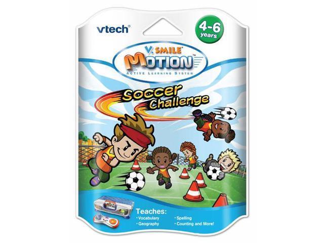 V Smile V Motion Game Soccer Challenge