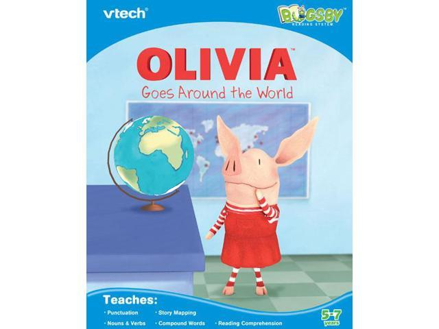 Vtech Bugsby Reading System Book: Olivia