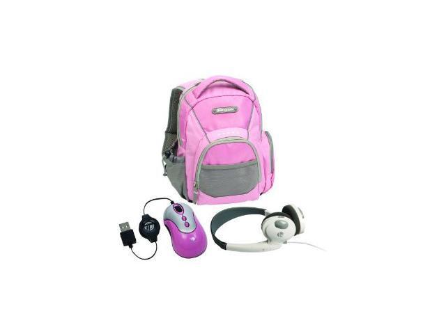 Targus My 1st PC Mini Netbook Backpack Bundle (Pink)