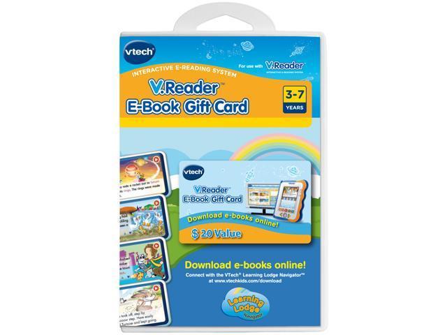 Vtech V.Reader Download Gift Card