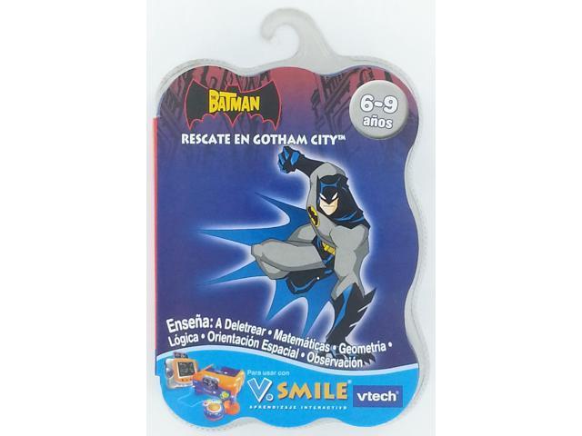 V Smile Game in Spanish - Batman: Rescate en Gotham City