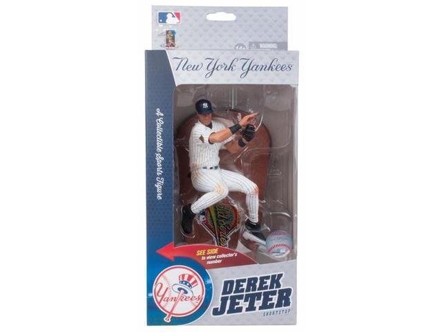McFarlane Toys Derek Jeter 1996 World Series Commemorative Yankees Action Figure