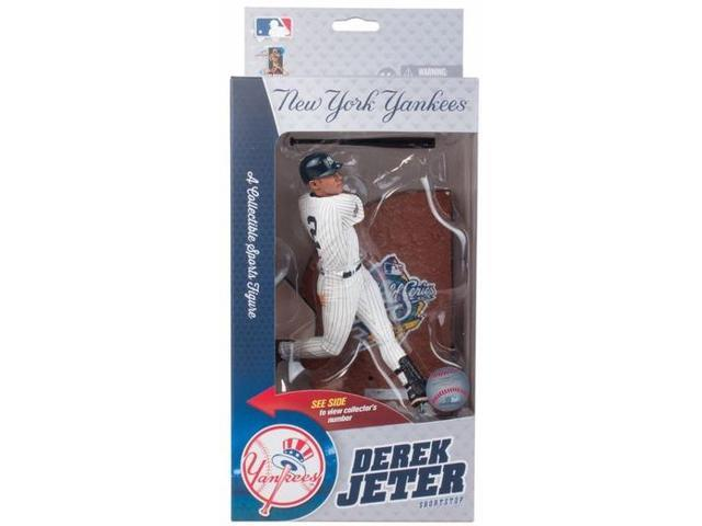 McFarlane Toys Derek Jeter 2009 World Series Commemorative Yankees Action Figure