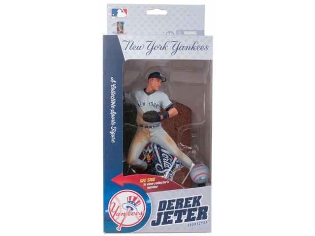 McFarlane Toys Derek Jeter 1998 World Series Commemorative Yankees Action Figure