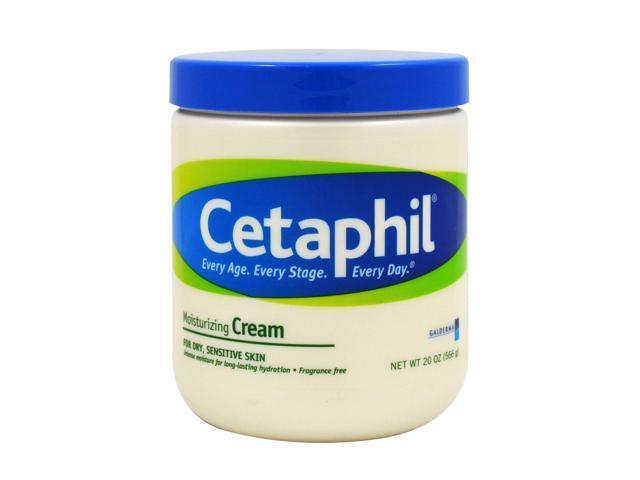 Cetaphil Moisturizing Cream (20 Oz)