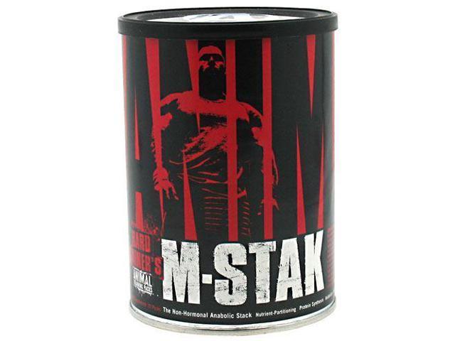 Animal M Stak, Animal Methoxy Stak, 21 Pack, From Universal Nutrition Animal M Stak