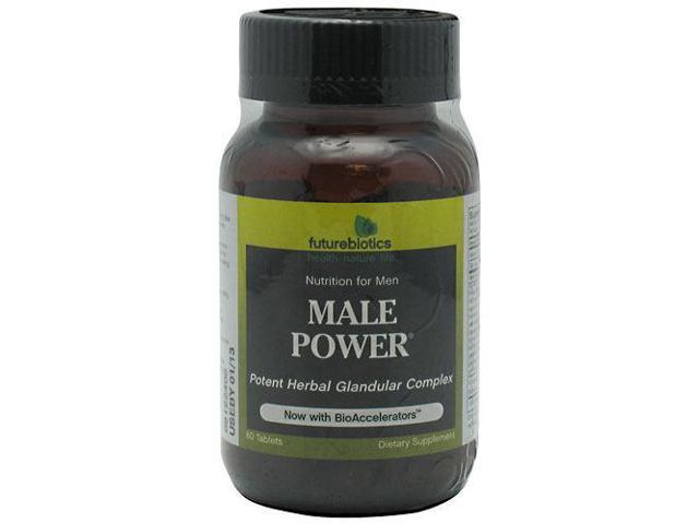 Male Power - Futurebiotics - 60 - Tablet