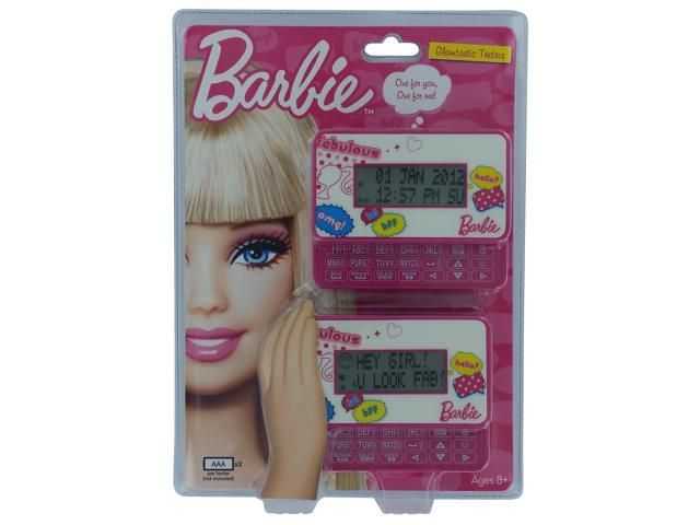 Barbie Glamtastic Texters