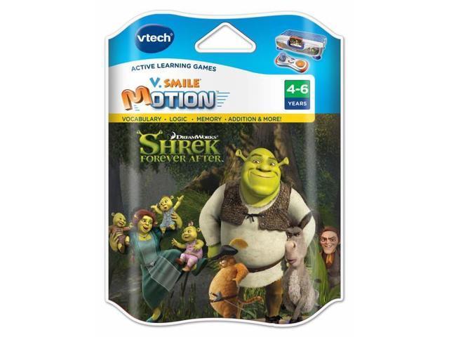 V Smile V Motion Game Shrek 4