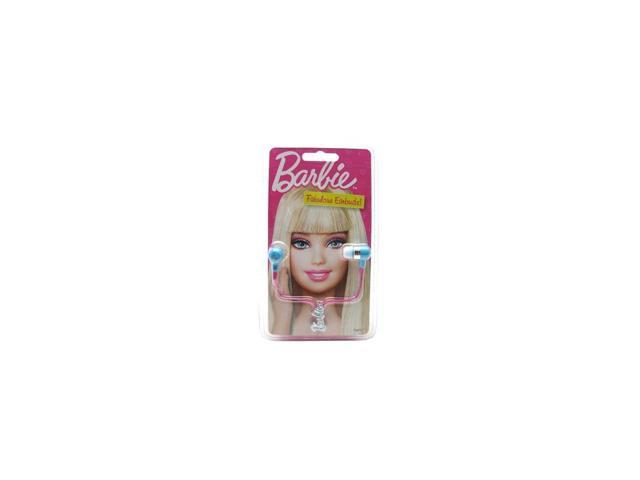 Digital Blue Barbie Fabulous Earbuds