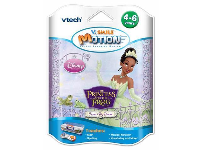 V Smile V Motion Game The Princess and The Frog