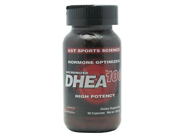 DHEA 100mg - Ast Sports Science - 60 - Capsule