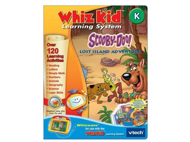 Whiz Kid CD - Scooby Doo! Lost Island Adventure