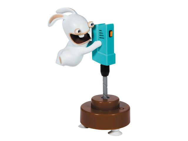 McFarlane Toys Rabbids Sound and Action Series 2 The Driller Figure