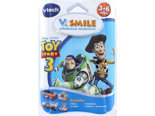 V Smile V Motion Toy Story 3 - Spanish