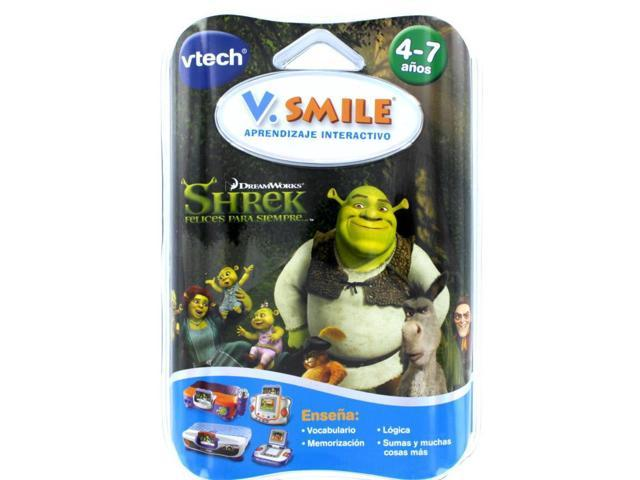 V Smile V Motion Shrek - Spanish