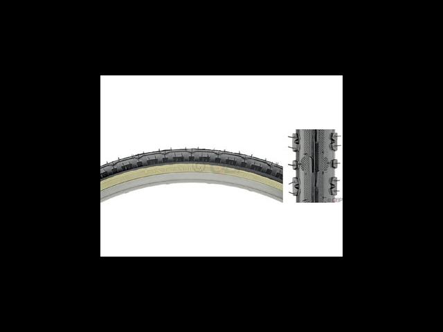 Kenda Kross Plus K847 Tire 700x38c Black/Tan Steel