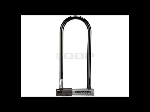 kryptonite kryptolok series 2 ls u lock with bracket 4 x 11 5. Black Bedroom Furniture Sets. Home Design Ideas