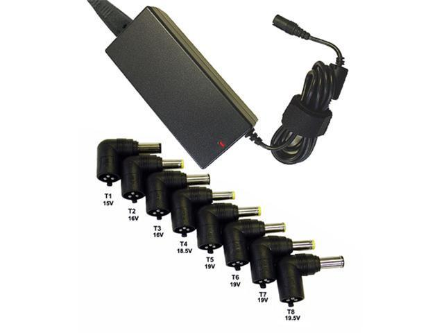 Universal Auto-Switch 90 Watt AC Laptop Charger Adapter For IBM Sony Dell HP Toshiba & More Brand