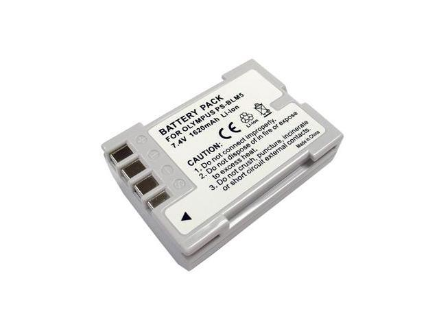 CS Power PS-BLM5 BLM-5 BLM5 Replacement Li-ion Battery For Olympus E1 DSLR E3 DSLR E5 DSLR E30 DSLR C-5060