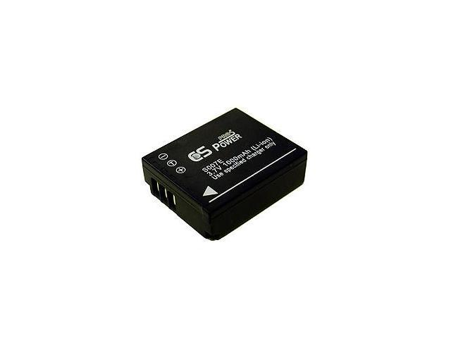 CS Power CGA-S007E CGR-S007 DMW-BCD10 Replacement Li-ion Battery For Panasonic Lumix DMC-TZ1, DMC-TZ2, DMC-TZ3, DMC-TZ4, DMC-TZ5 Camera
